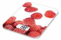 BEURER Küchenwaage KS 19 digital LCD-Display/Zuwiegefunktion