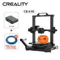 Creality 3D CR-6 SE + WiFi Box + 200 G PLA-Probenfilament