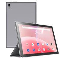 Blackview Tab 9 Android 10 Tablets, 4GB RAM/64GB ROM 7480mAh Akku Dual SIM 4G Face ID Tablets-PC(Grau)