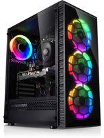 Gaming PC Firestorm AMD Ryzen 5 3600, 16GB RAM, AMD Radeon RX 6700 XT, 1000GB SSD