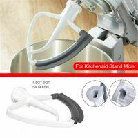 Küchenmaschine Für KitchenAid Flachrührer Zubehör 4.3L&4.8L Flexibler Flachrühre
