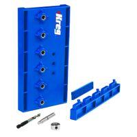 KREG Lochreihen Bohrschablone LR32 Bohrsystem 32 mm für Regalböden KMA3220-INT
