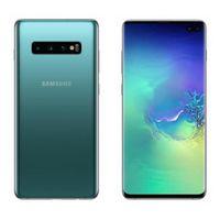 Samsung Galaxy S10 + 128 GB grünes Prisma