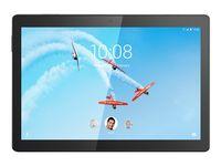 Lenovo Tablet 25,6cm (10,1 Zoll) M10, Bluetooth Dock, 2GB RAM, 16GB Speicher, Farbe: Schwarz