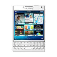BlackBerry Passport 32GB pure white QWERTZ DE