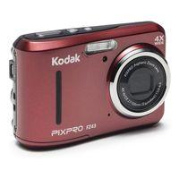Kodak Pixpro FZ43 schwarz, Farbe:Rot