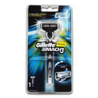 Gillette Mach3 Rasierer inkl. 1 Klinge Rasierklinge Ersatzklinge Set