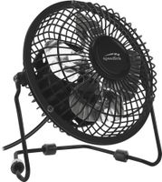 SPEEDLINK TORNADO METAL Desk Fan, black