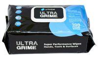 uniwipe Ultragrime Industrielle Mehrzweck Reinigungstücher Hand Tücher 1,9kg Box