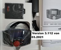 Märklin H0 60657 Mobile Station Version 3.112 von 03.2021 mit Netzteil 66360 und Anschlussbox 60116  aus 29000