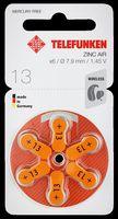 Telefunken Hörgeräte Batterien  Germany 13 10 Blister