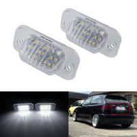 Für VW Golf 3 1H Polo 6N Seat Ibiza Cordoba Hintern LED Kennzeichenbeleuchtung 1H6943021