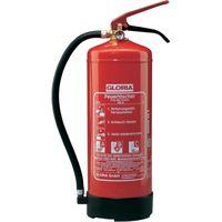 Gloria ABC Pulver Feuerlöscher Dauerdrucklöscher Löschmittelmenge 6 Liter