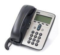 Cisco IP 7912G Telefon, Rufnummernanzeige, Freisprechfunktion