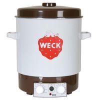 Weck WAT 15 Einkochautomat 2000 Watt, 29 Liter, 500869