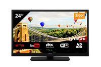 Hitachi 24HE2100 24 Zoll (61 cm) HD Ready Fernseher - Smart TV - ELED