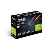 ASUS GT710-SL-2GD5-BRK, GeForce GT 710, 2 GB, GDDR5, 64 Bit, 2560 x 1600 Pixel, PCI Express x16 2.0