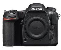 Nikon D500, 20,9 MP, 5568 x 3712 Pixel, CMOS, 4K Ultra HD, Touchscreen, Schwarz