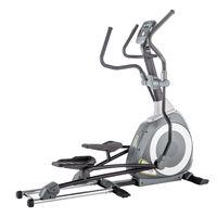 Kettler Crosstrainer Elipso P, 18 kg Schwungmasse, 16 Widerstandsstufen, 130 kg Max. Gewichtsbelastung, 12 Trainingsprogramme