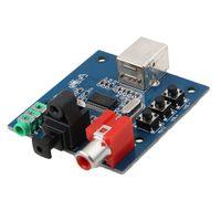 HIFI DAC Audio Sound Card Module PCM2704 Unterstützt 2-Kanal-Analogausgang, S / PDIF-Ausgang