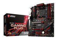 MSI B450 GAMING PLUS MAX - Mainboard - ATX