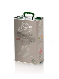 Venta del Barón - Mueloliva Natives Olivenöl Extra - 2,5 L Kanister - Ernte 2020