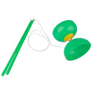 Plastik Diabolo mit Handstäben Und Schnur Jonglieren Spielzeug