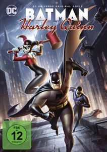 DCU: Batman und Harley Quinn (DVD) Min: DDWS
