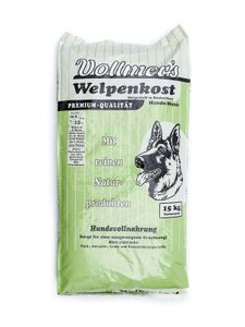 Vollmer´s Welpenfutter Welpenkost, Inhalt:15kg