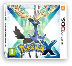 Pokemon X (Nintendo 3DS) (UK IMPORT)