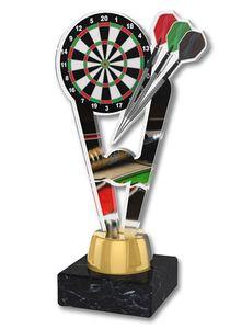 Dart-Trophäe Winner Pro Steel-Dart