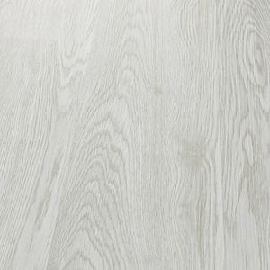 Vinyl Laminat ca. 1 m² 'White Oak' Bodenbelag Selbstklebend Rutschfest 7 Nachbildung-Dielen für Fußbodenheizung [neu.holz]
