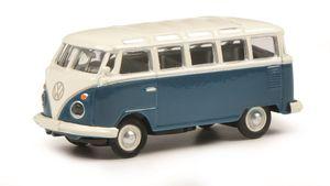 Schuco 452650600 - Modellfahrzeug VW T1 Samba, 1:87