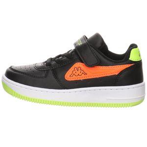 Kappa Kinder Sneaker  Synthetik schwarz 34