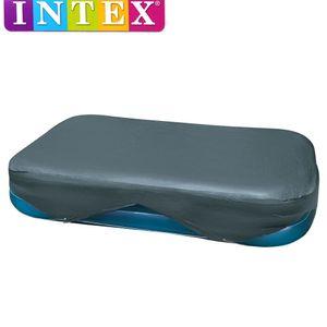 Intex 58412NP - Abdeckplane für rechteckige Pools