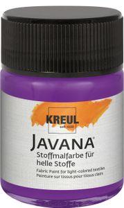 Javana Stoffmalfarbe für helle Stoffe Violett