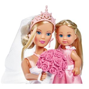 Simba 105733334 Steffi LOVE Wedding Day