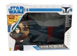 Rubies 3 41083 Kinderkostüm Fasching Star Wars Anakin Skywalker Clone Wars Gr.m