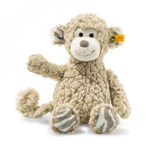 Steiff 060298 Soft Cuddly Friends Bingo Affe  30 cm Kuscheltier beige
