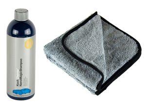 KOCH CHEMIE Nano Magic Shampoo Autoshampoo 750 ml & P4C Mikrofasertuch