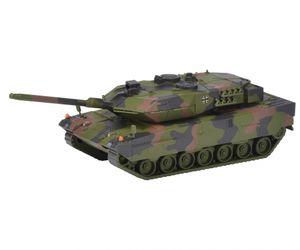 Schuco 452656500 - Modellfahrzeug Leopard 2A6 'Bundeswehr', 1:87