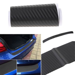 2x 105cm Carbon Heck Kofferraum  Aufkleber Cover Schutzfolie Für BMW