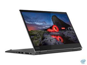 Lenovo ThinkPad X1 Yoga Gen 5 Hybrid (2-in-1) Grau 35,6 cm (14 Zoll) 1920 x 1080 Pixel Touchscreen Intel® Core™ i7 Proze