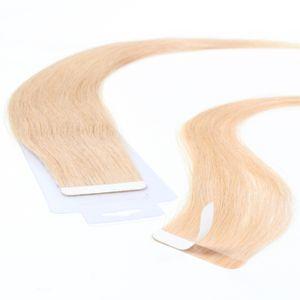 Tape Extensions glatt, Farbe:#20, Länge:50cm