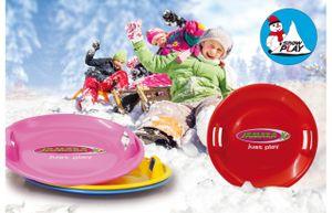 Jamara Snow Play Rutschteller 60cm blau