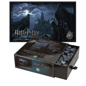 puzzle Harry Potter: Dementoren in Hogwarts 1000 Teile