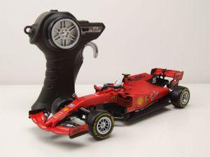 RC Ferrari SF1000 2020 Formel 1 #5 Sebastian Vettel mit 24 GHz Funkfernbedienung Modellauto 1:24 Maisto
