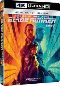 Sony Pictures Blade Runner 2049, Blu-ray, Science fiction, 2D, Deutsch, Englisch, Spanisch, Italienisch, Russisch, 4K Ultra HD, Dänisch, Deutsch, Englisch, Spanisch, EST, Finnisch, Italienisch, LAV, LIT, Norwegisch, Russisch,...