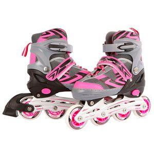 Street Runner Inline-Skates Rosa 31-34