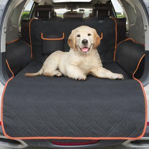 Rücksitzschutzdecke Auto Hundedecke Rücksitzschutz Decke Rücksitzdecke Schutzdecke Hundebett Autoschondecke Kofferraumschutz für SUV Kombi